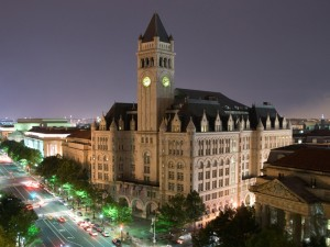 Old Post Office building, Washington DC