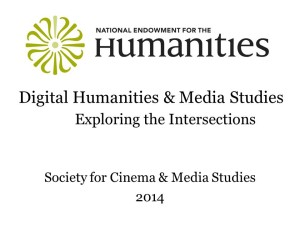 Digital Humanities & Media Studies: Exploring the Intersections