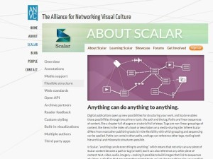 Scalar website.